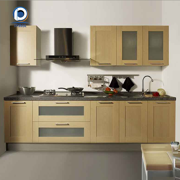 Prima Customized Hot Sale MDF Lacquer Kitchen Cabinets